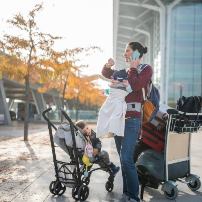 what you need to know when travelling with kids