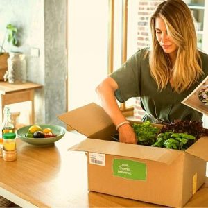 meal kit delivery for busy families