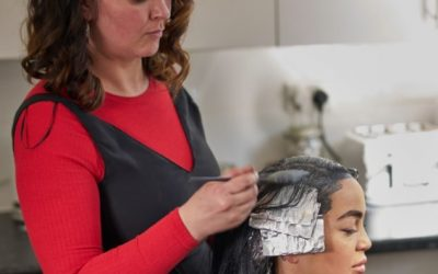 Mobile Hair Styling: The trick to getting your hair done as a new mum