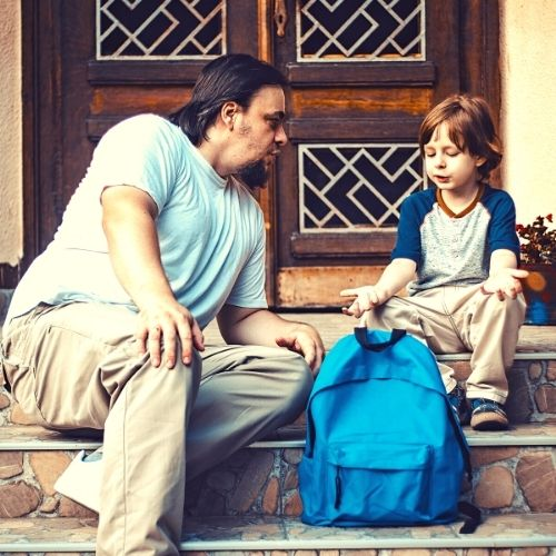 help children transition back to the classroom