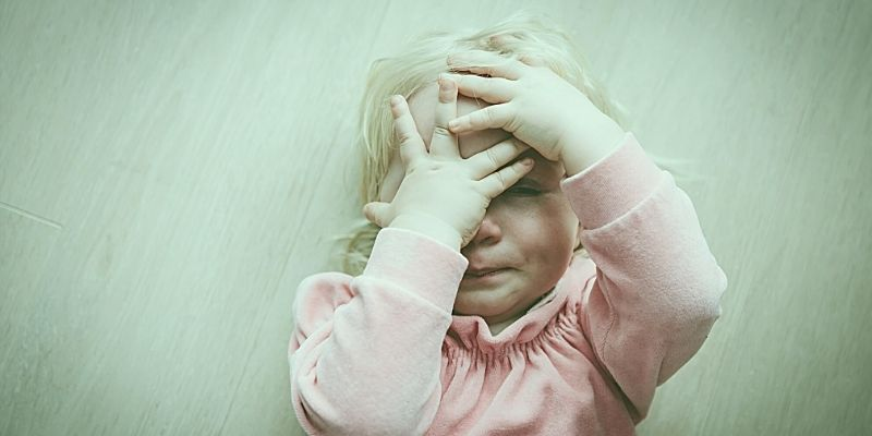 child anxiety effects of divorce