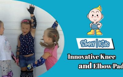 Simply Kids Knee and Elbow Pads