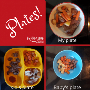 meals with sauces for babies and toddlers tip