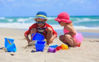 Sun Safety For Kids During Summer