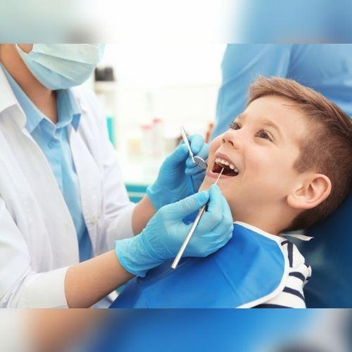 Preparing child for wisdom teeth removal