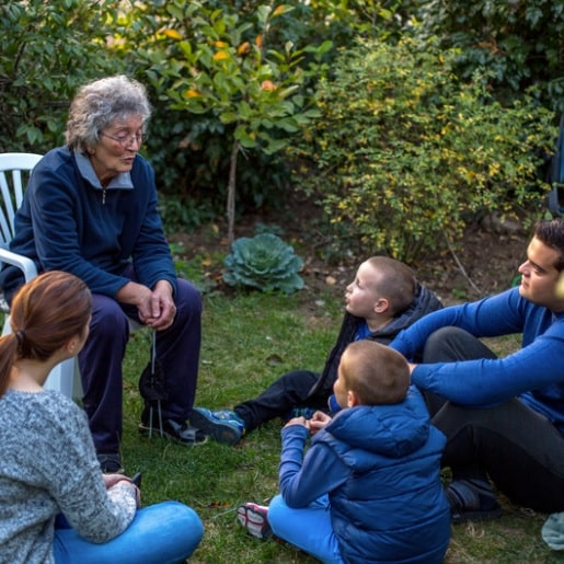 benefits of a family reunion for children