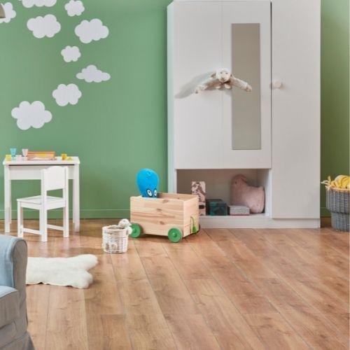easy to clean functional floor