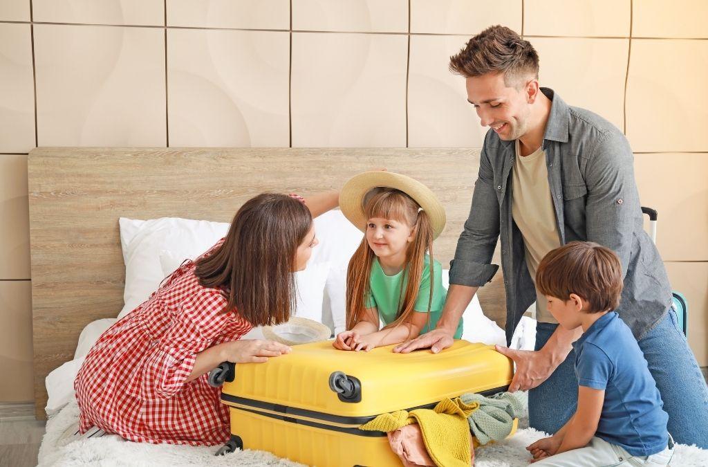 family packing list