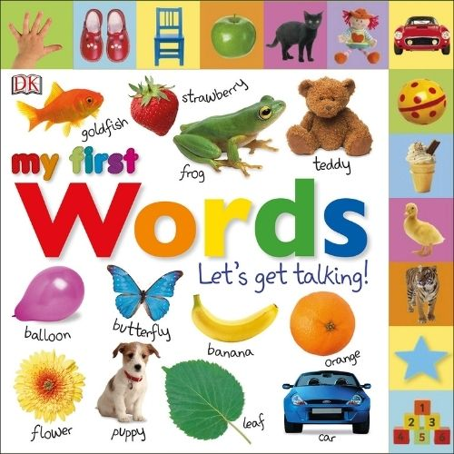 teach toddler with chain words