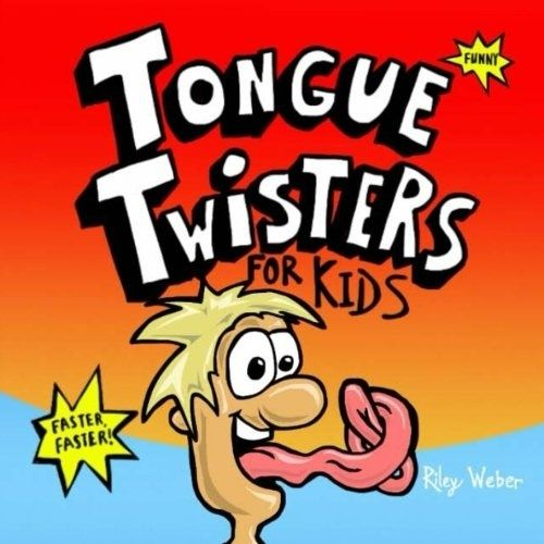 tongue twisters for language development