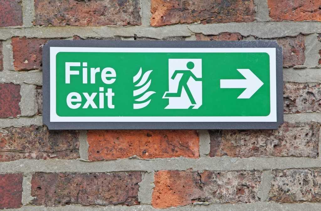 Fire Safe and Escape Plan