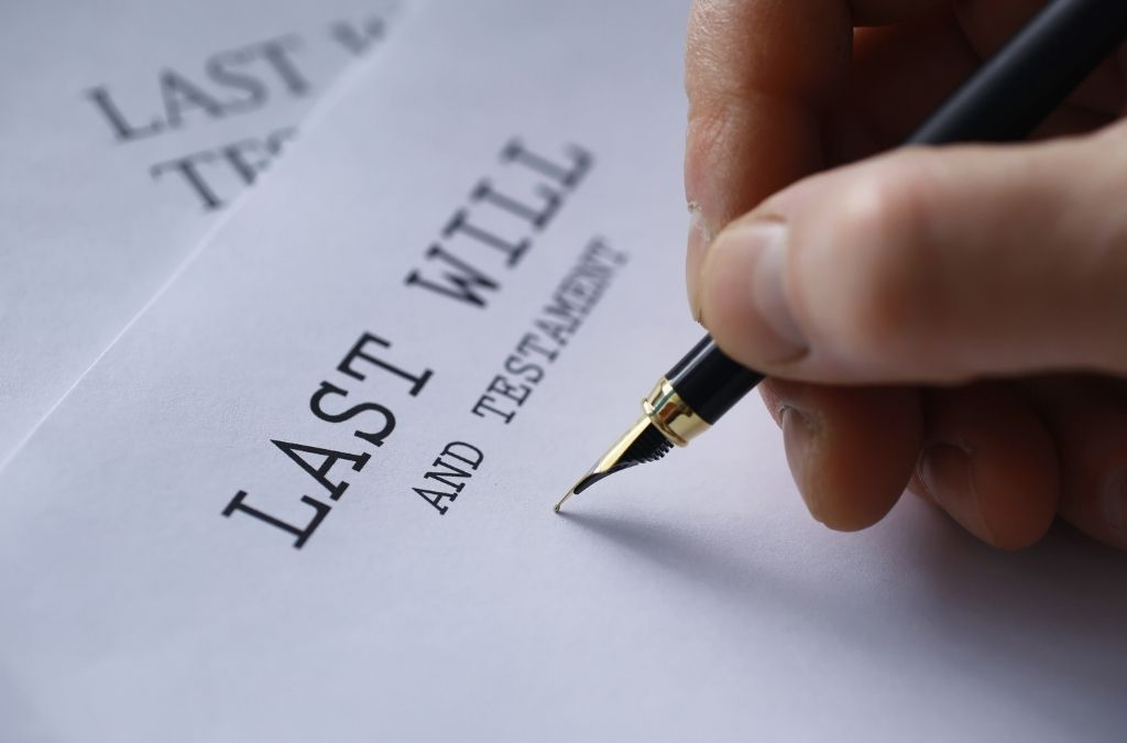 Writing A Will: Things To Consider With Young Children