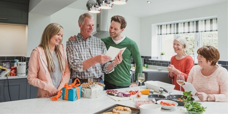 Surprise gift ideas for dads birthday