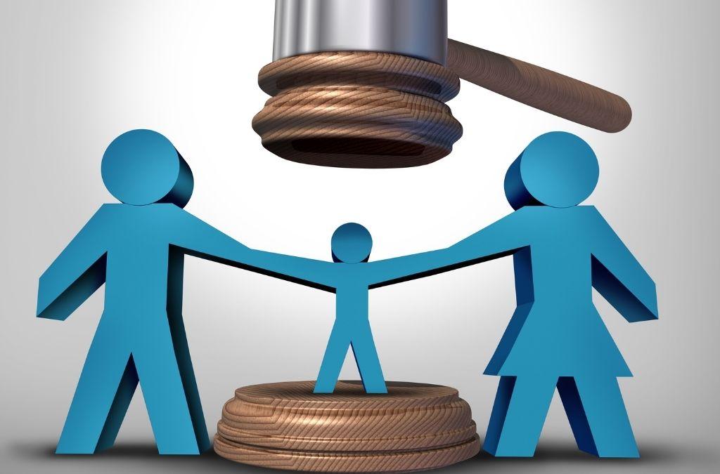 how to get 5050 custody from ex-partner