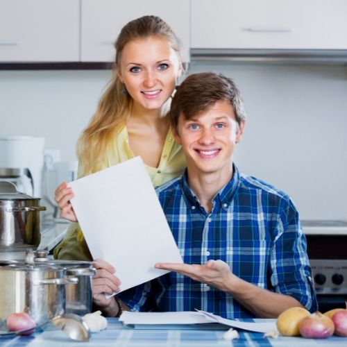 tips for writing a will when you have a young family