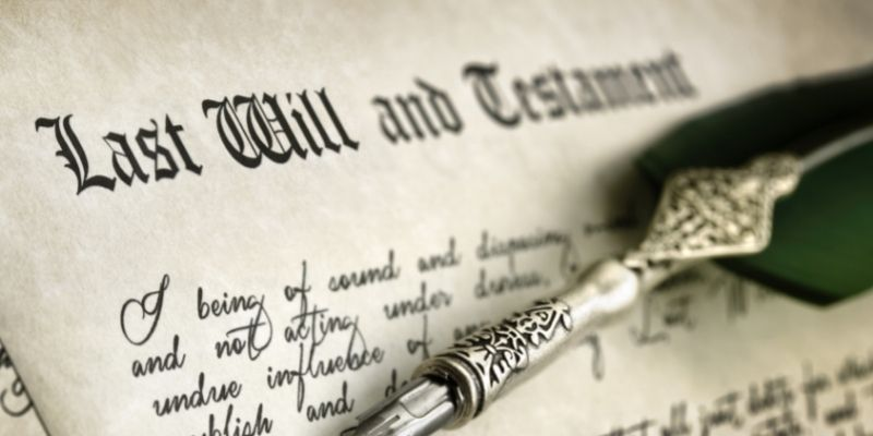 what to include in a will when you have young children